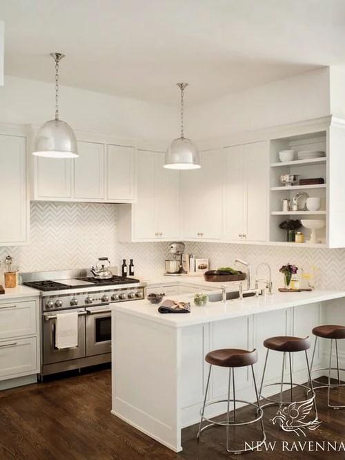 small kitchen design ideas white cabinets dark hardwood contemporary shaker kitchen transitional kitchen manchester uk