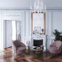 75 Large Victorian Living Room Design Ideas - Stylish ...