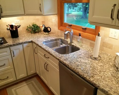 small shaped kitchen home design ideas pictures remodel decor inspiration small transitional shaped kitchen remodel