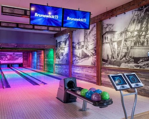 Home Builders Seattle Best Basement Bowling Alley Design Ideas & Remodel