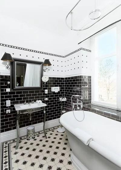 Ein Schwarzes Bad Zieht Uns In Seinen Bann   Badezimmer Egal Wo