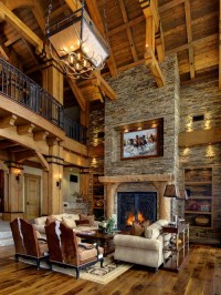 Aspen Ski Lodge Furniture Design Ideas & Remodel Pictures ...