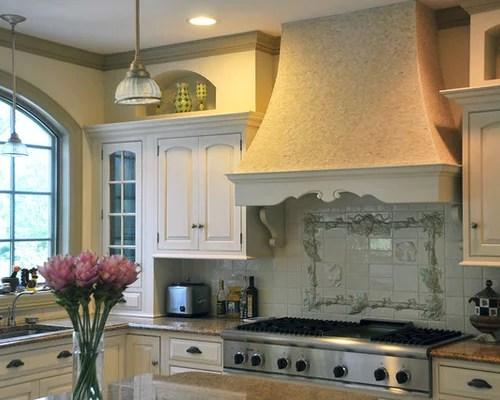 French Kitchen Houzz - french kitchen design