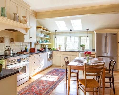 farmhouse eat kitchen design ideas remodel pictures houzz stylish table eat small kitchen ideas decoholic