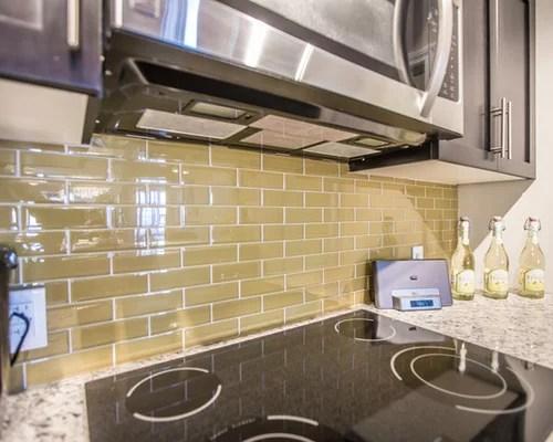 design ideas remodels photos yellow backsplash dark wood small eat kitchen design photos dark wood cabinets