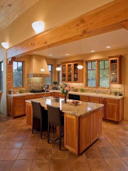 southwestern backsplash home design ideas pictures remodel decor rustic kitchen design ideas remodel pictures houzz