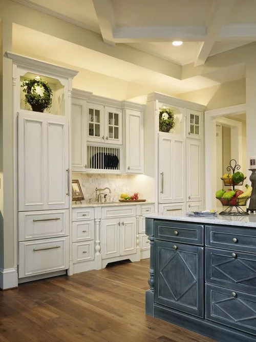 Kitchen Island Storage Cabinets Over Cabinet Lighting | Houzz