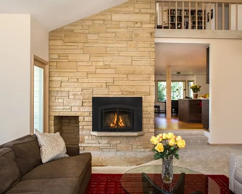 Gas Insert Fireplaces