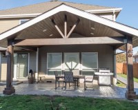 Gabled Patio Cover Home Design Ideas, Pictures, Remodel ...