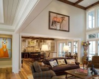 Different Ceiling Heights | Houzz