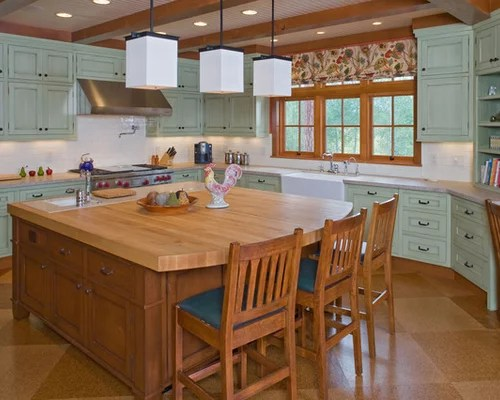 large country shaped eat kitchen small eat kitchen design photos cork floors