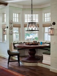 Breakfast Nook Light | Houzz