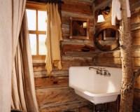 Cabin Bathroom | Houzz