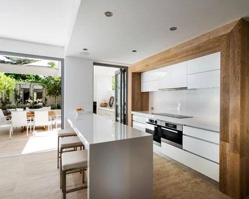 Timber Bulkhead Kitchen Design Ideas Renovations Photos