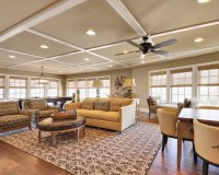 Shallow Coffered Ceilings | Houzz