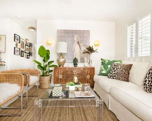 Tropical Living Room Ideas \ Design Photos Houzz - tropical living room furniture