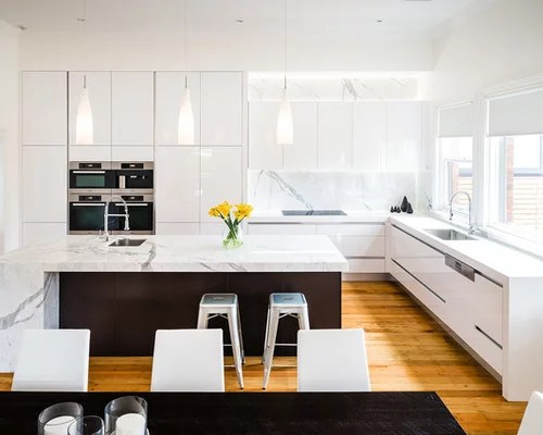 high gloss white kitchen home design ideas pictures remodel eat kitchen designs orange gloss kitchen designs contemporary