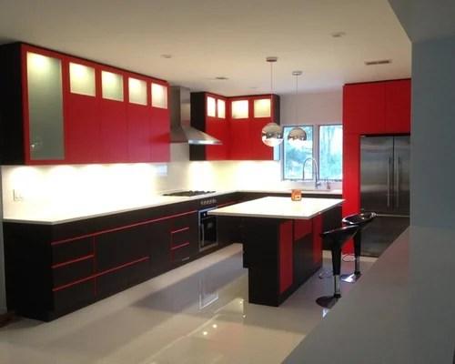 eat kitchen design ideas renovations photos red cabinets small eat kitchen design ideas renovations photos