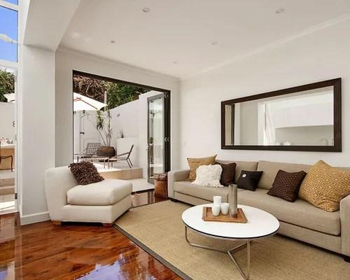 Long Narrow Living Room Houzz - houzz living room furniture