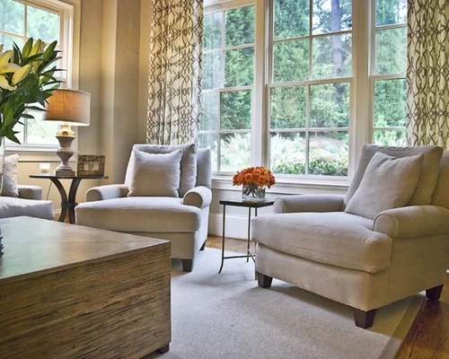 Transitional Living Room Furniture Houzz - houzz living room furniture