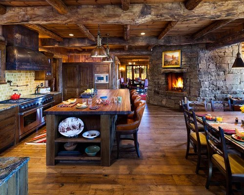 rustic shaped eat kitchen design ideas remodel pictures houzz images design rustic kitchen johngupta kitchen designs