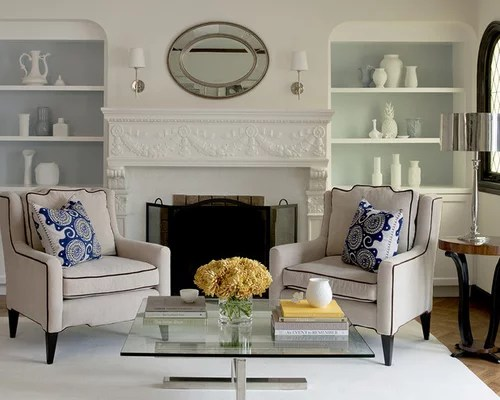 Sconces Above Fireplace Houzz