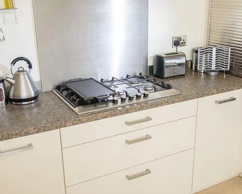 photo small modern shaped eat kitchen flat small shaped eat kitchen design ideas remodels photos