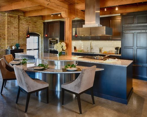 eat kitchen design ideas renovations photos multiple transitional eat kitchen multiple islands design ideas