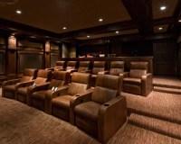Media Room Furniture Home Design Ideas, Pictures, Remodel ...