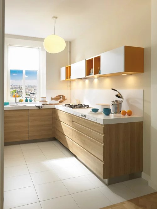 small shaped kitchen design ideas remodels photos white small contemporary shaped eat kitchen idea moscow flat