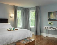 Floor To Ceiling Curtains Design Ideas & Remodel Pictures ...