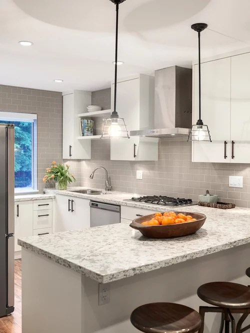 backsplash subway tile backsplash stainless steel appliances quartz kitchen subway tile backsplash classic sweetest digs