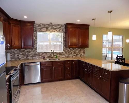 modern eat kitchen design photos dark wood cabinets small eat kitchen design photos dark wood cabinets
