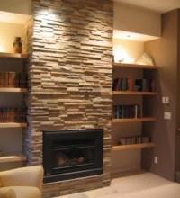 Shelves Next To Fireplace Home Design Ideas, Renovations ...