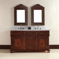 Mediterranean Bathroom Vanities | Houzz