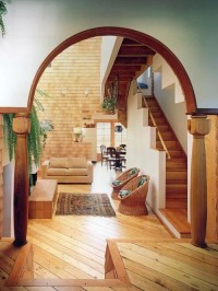 Best Arch Living Room Design Ideas & Remodel Pictures | Houzz