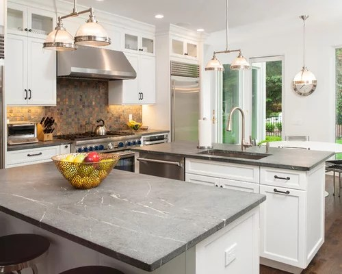 traditional eat kitchen york undermount sink shaker transitional eat kitchen multiple islands design ideas