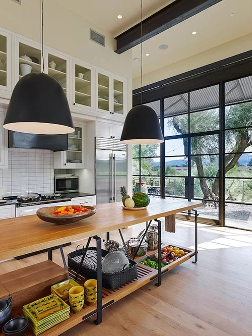 small contemporary kitchen design ideas remodel pictures small contemporary shaped eat kitchen idea moscow flat