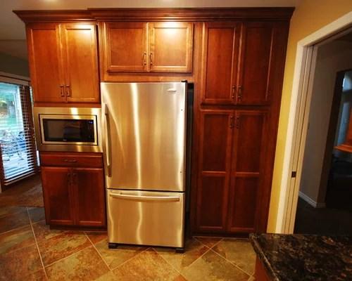fridge kitchen design ideas renovations photos slate floors kitchen cabinets recycled kitchen design ideas