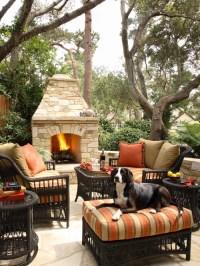 Best Outdoor Living Room Design Ideas & Remodel Pictures