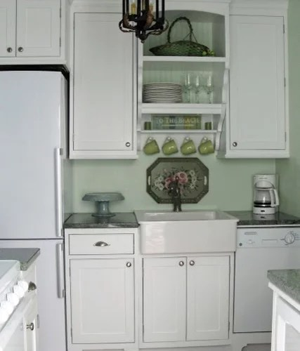 small farmhouse home design ideas pictures remodel decor small traditional galley eat kitchen design photos medium