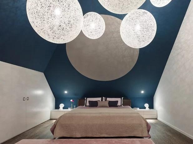 Schlafzimmer mit Dachschräge gestalten 8 Tipps - dachschrage gestalten schlafzimmer