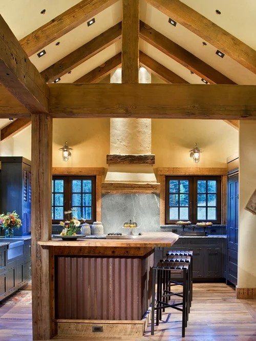 What Is A Farm Sink Barn Tin | Houzz