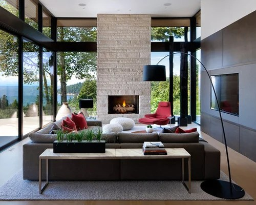 Modern Living Room Ideas \ Design Photos Houzz - modern living rooms