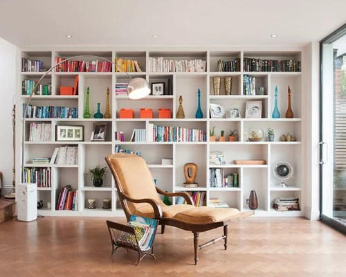 Built In Display Cabinet Houzz - living room display cabinets