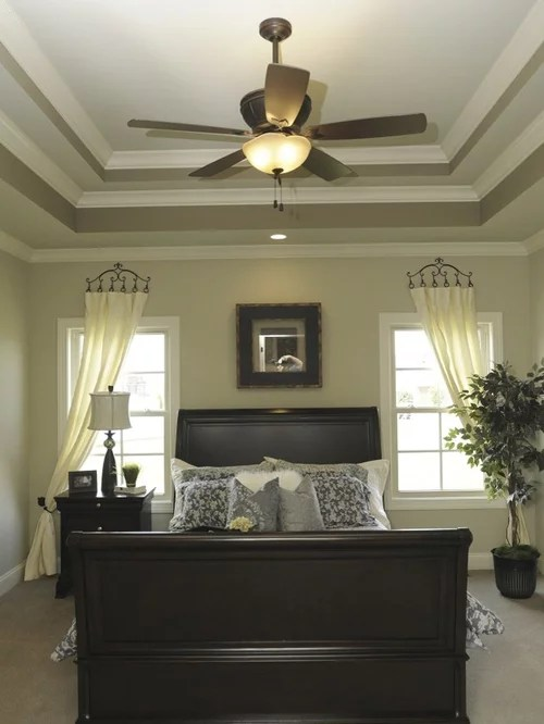 Tray Ceiling Double Tray Ceiling | Houzz