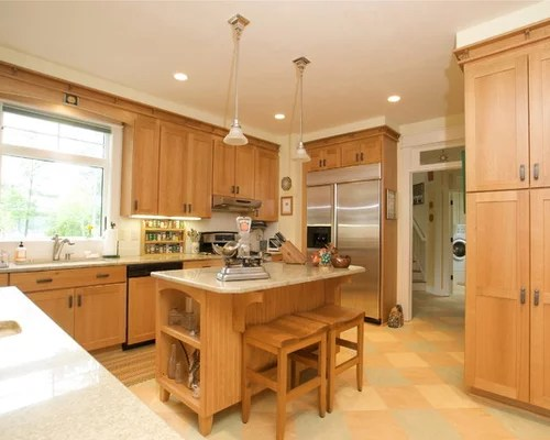 oak kitchen design ideas remodels photos light wood cabinets design ideas design style dining room fireplace furniture garden