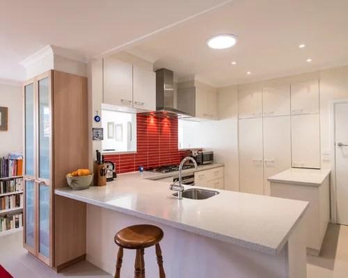 melbourne flat panel cabinets white cabinets red backsplash awesome kitchen backsplash ideas decoholic