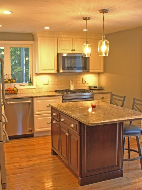 photo small transitional shaped eat kitchen boston inspiration small transitional shaped kitchen remodel