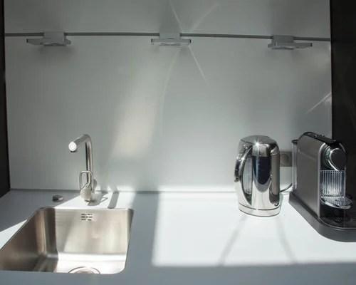 Aménagement cuisine bulthaup et salle de bain Antonio Lupi en